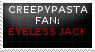 [STAMP] Eyeless Jack by Twerka-Trever