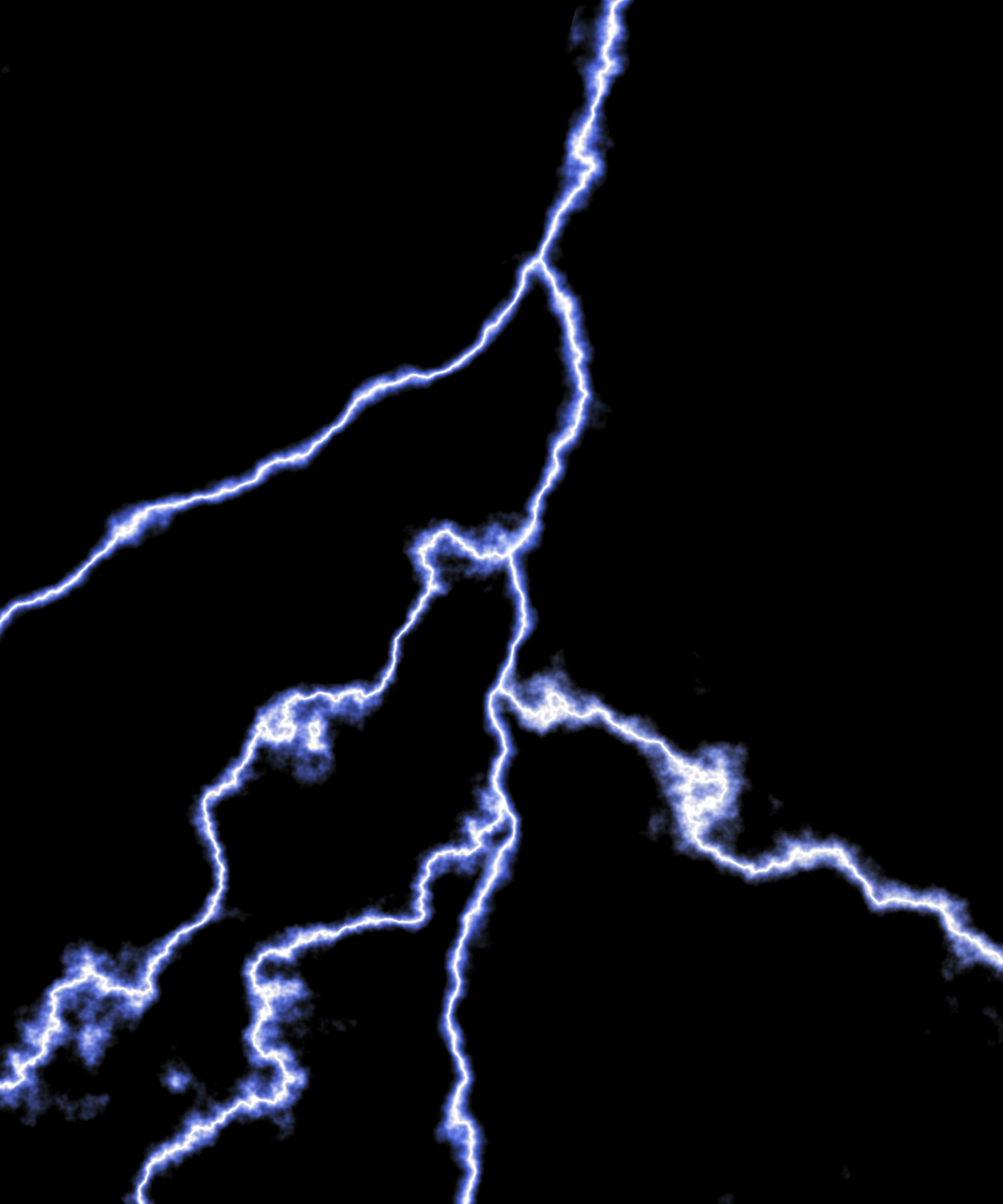 Artificial Lightning 01 by Ghost-Stock