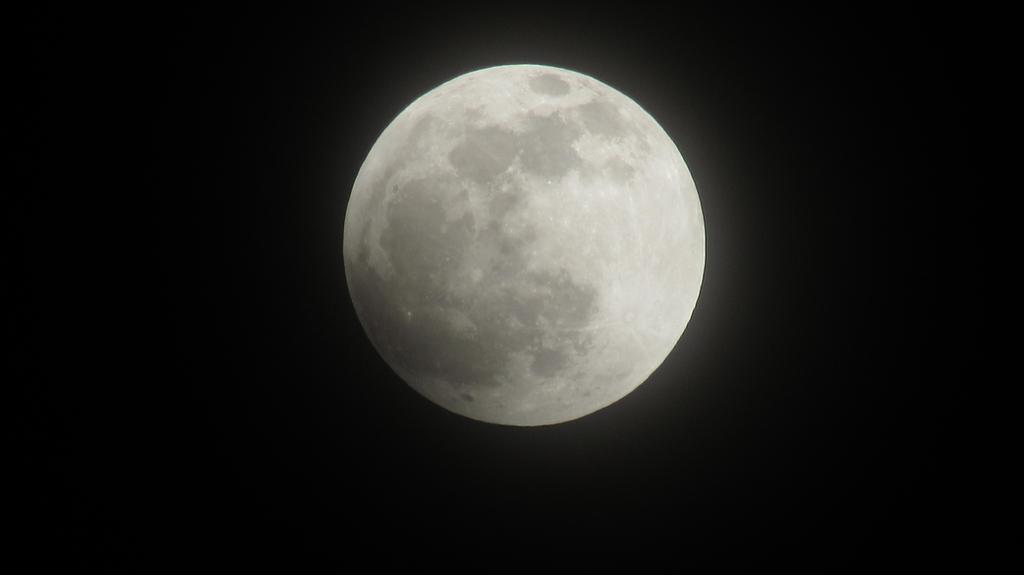 The Moon by iconocrash