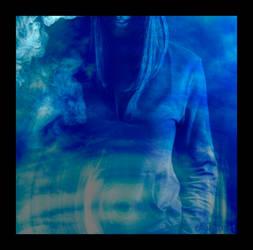 Blue Smoke - Free High Quality Poster