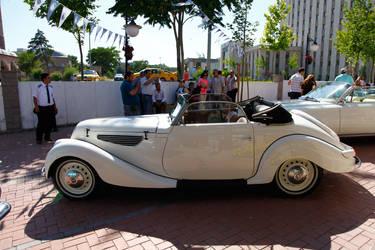 Old Historicial-car Mq