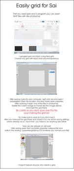 Grid tutorial for sai!