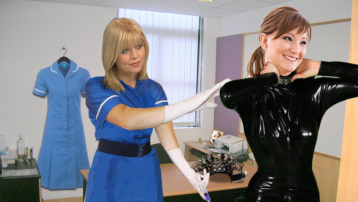 Mature Latex Nurses 63