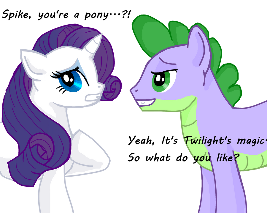 rarity and spike relationship