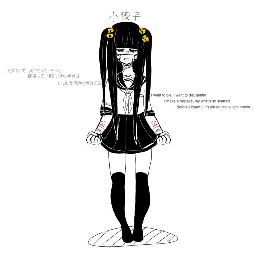 Sayoko by mikumikumix