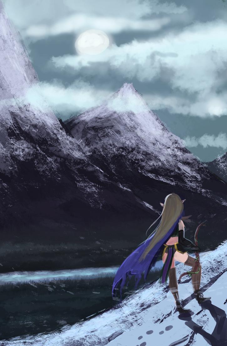 The Journey by mikumikumix