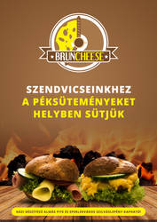 Bruncheese advertising