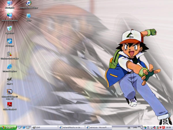 My Ash-Desktop