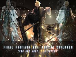Final Fantasy VII Wallpaper by ArkaneApocolypse