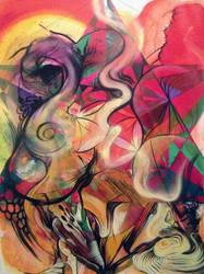 Inner fire by Bluetits