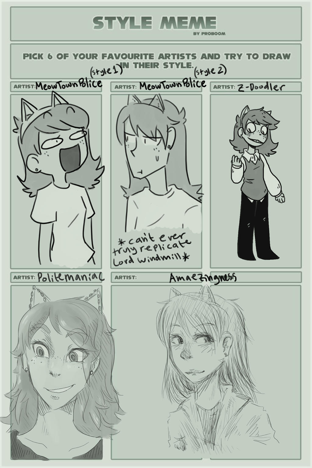 Style Meme Number Two
