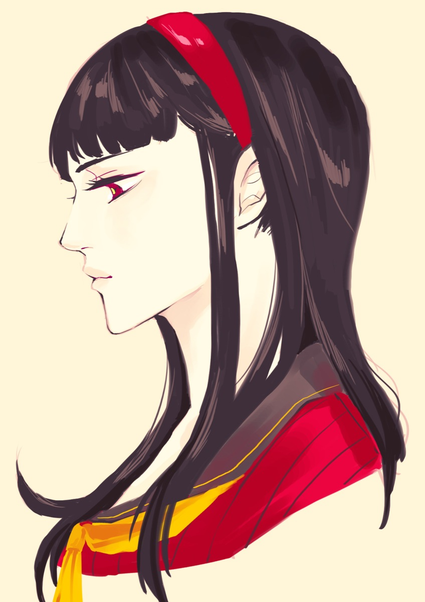 persona4 : yukiko by MissIfa