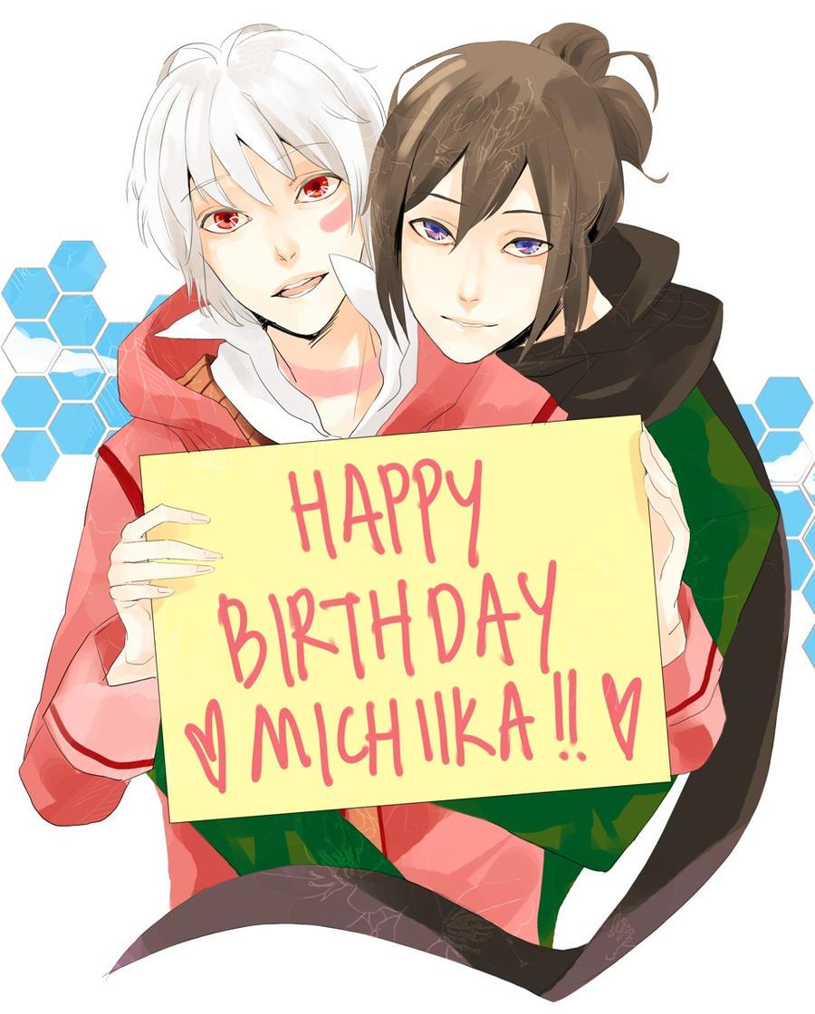 Anime Character Birthday 5 May : No happy birthday d by missifa on deviantart