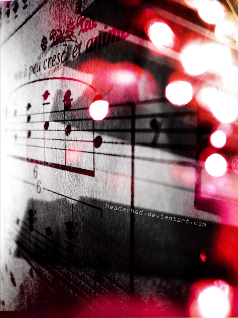 Clair de Musique by headached