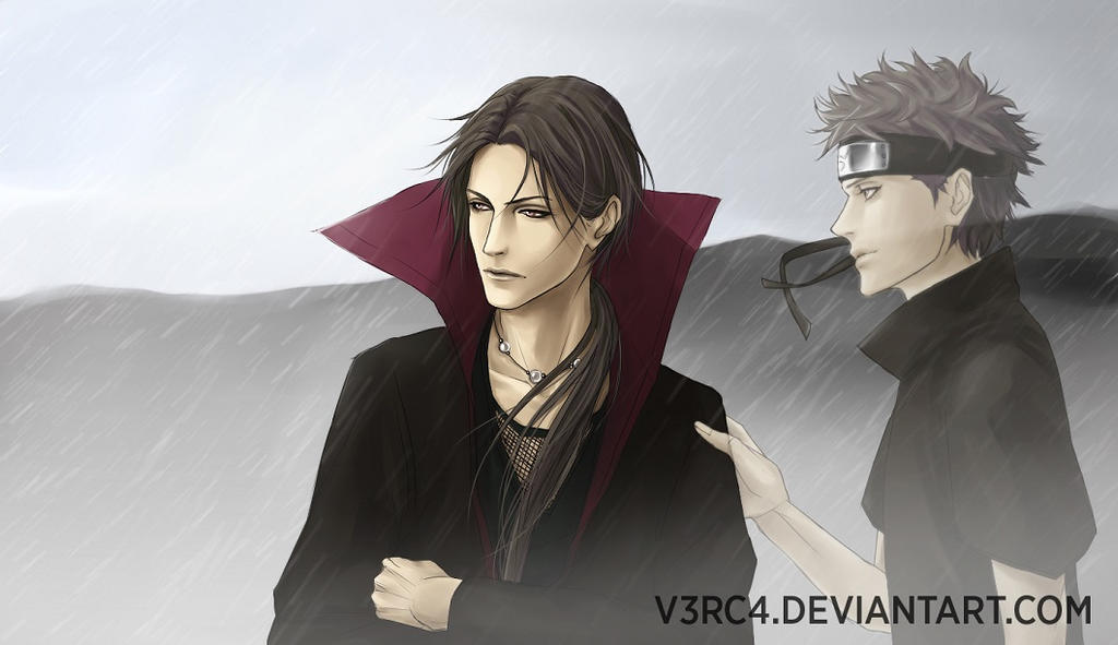 Rain by V3rc4