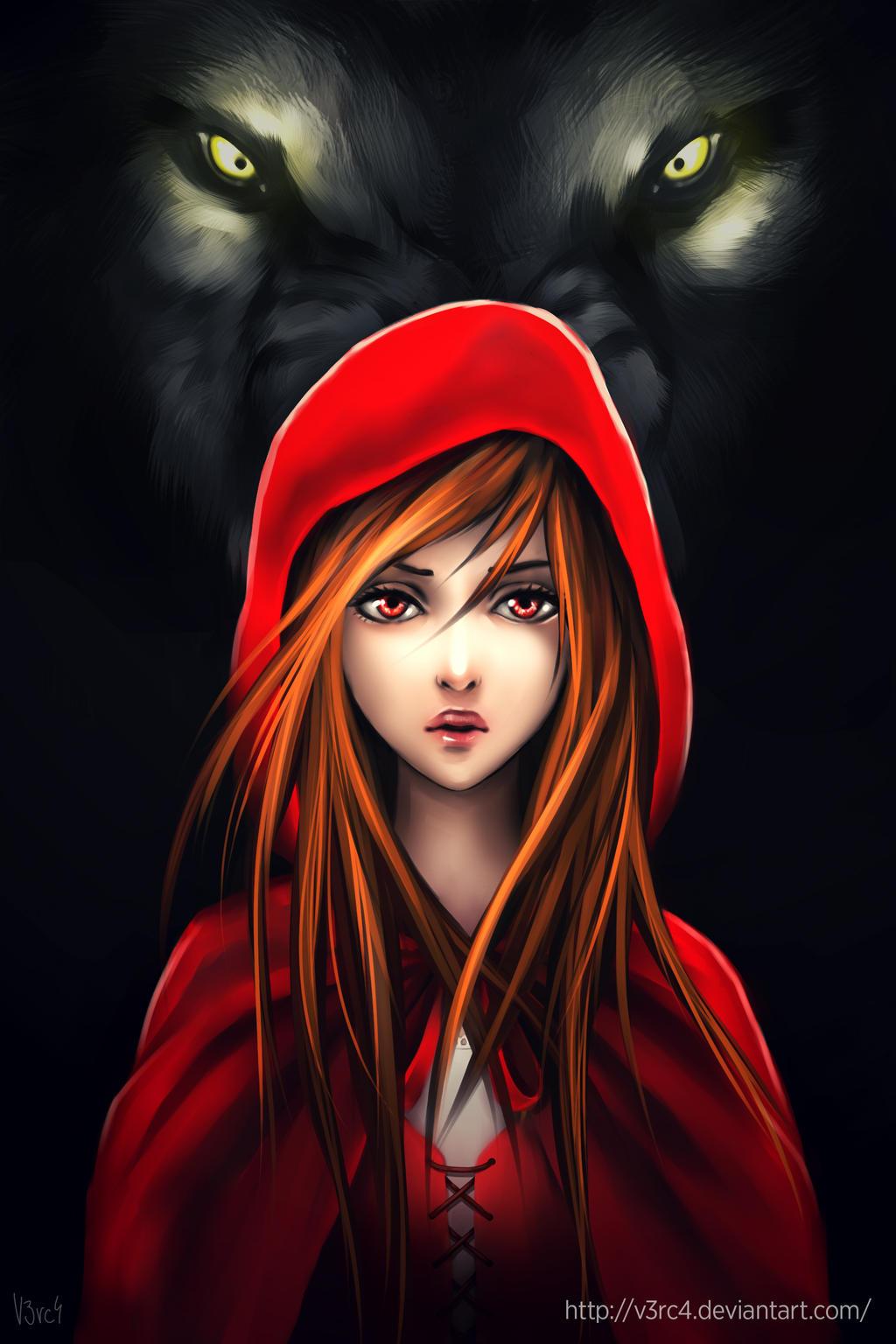 Little Red Riding Hood - Caperucita