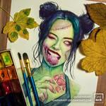 Happy Halloween! by DaenirArt
