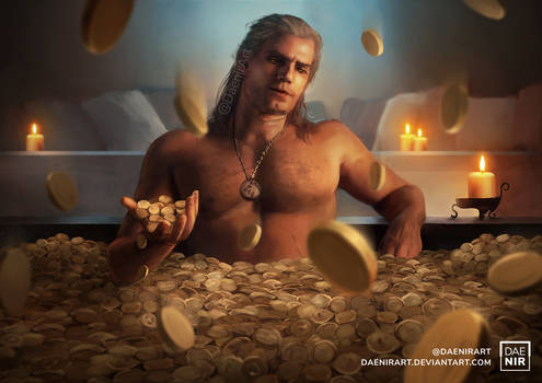 ~Toss a coin to your Witcher~