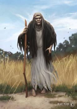 Slavic Mythology: Polednice/Noonwraith
