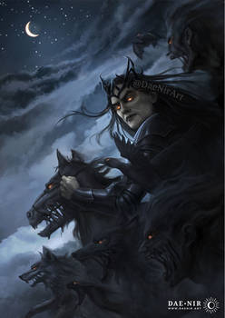 Slavic Mythology: Cernobog / Black God