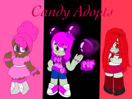 Candy Adopts! (OPEN!) by Spacenyan38