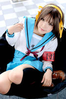 Haruhi Suzumiya Cosplay by otakucosplayclub