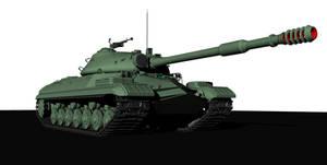 T-10M Soviet Heavy tank, OBR 1957