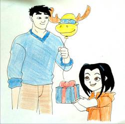 Happy Birthday JCA by Arly-Chan