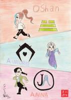 Run run run by Arly-Chan