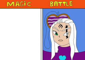 Magic Battle by Arly-Chan