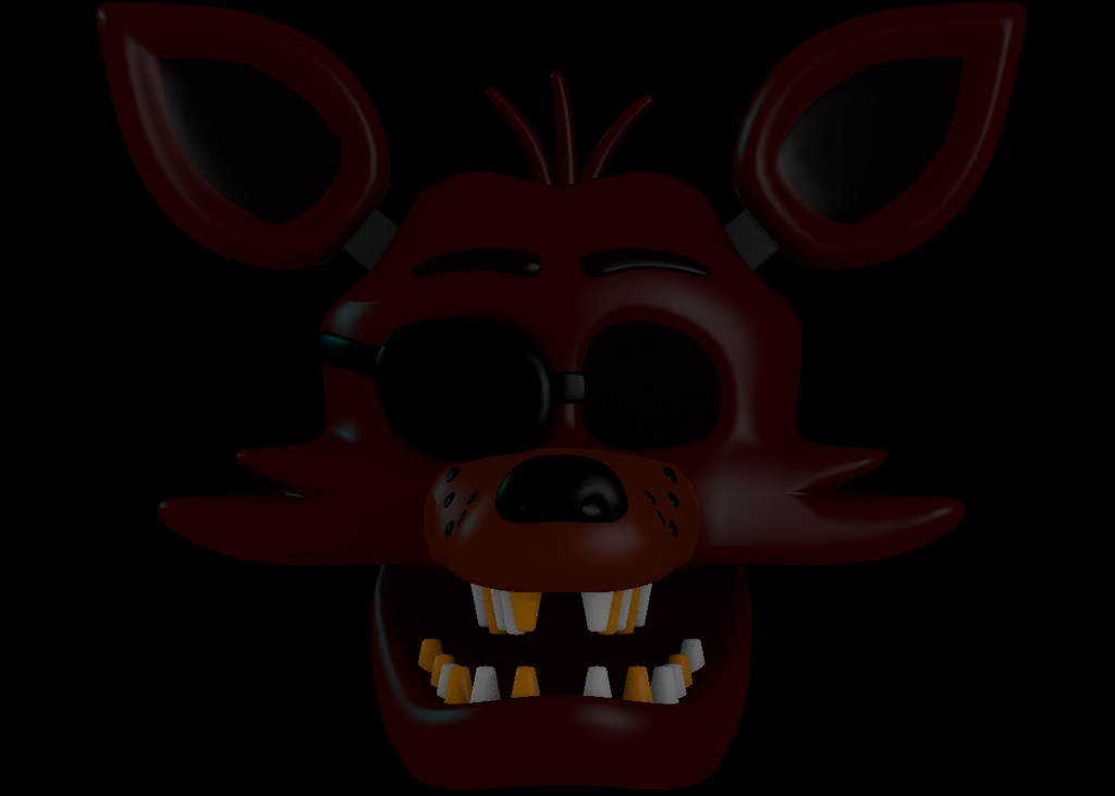 Regular And Withered On 3D-FNAF