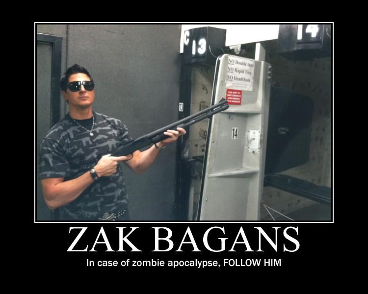 Zak Bagans motivational 2 by KanameRienhartXIII
