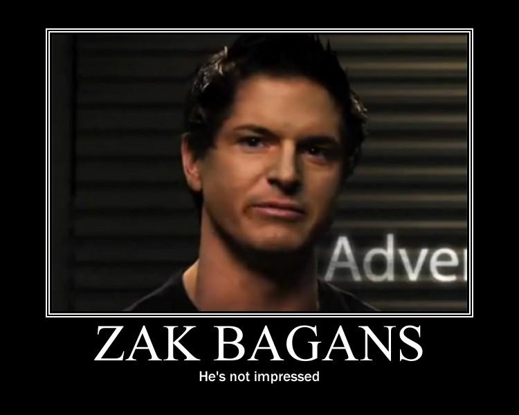 Zak Bagans motivational9 by Zak Bagans Shirtless