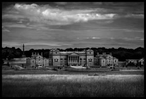 Holkham Hall, Norfolk by grimleyfiendish