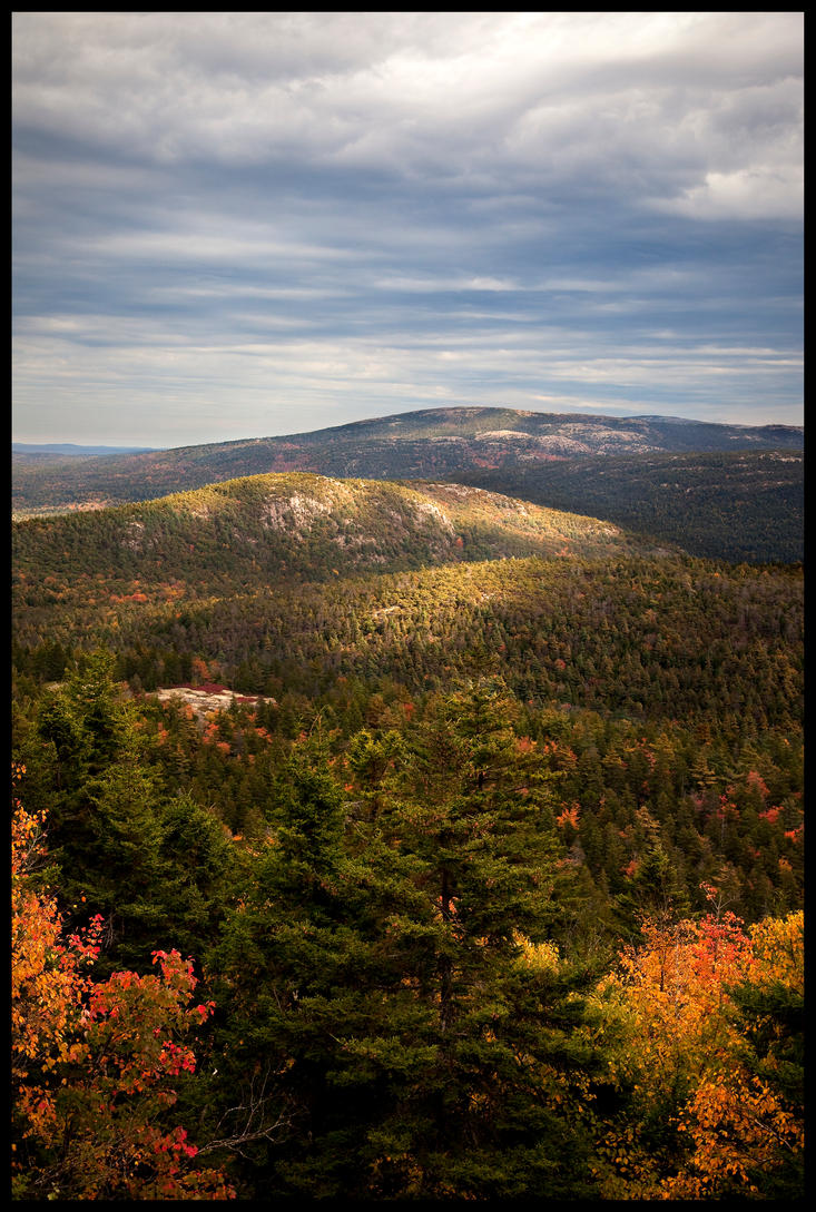 From Beech Mountain by grimleyfiendish