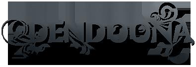 dendoona typography by dendoona
