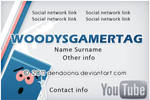 woodysgamertag business card 2