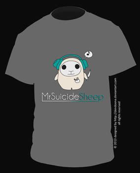 MrSuicideSheep Tshirt