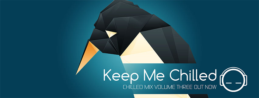 Penguin origami for keep me chilled