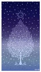My Christmas Card 2007 by hellbull