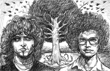 The Mars Volta by EZG