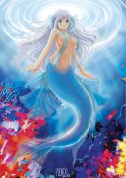 mermaid 2 by pleroo