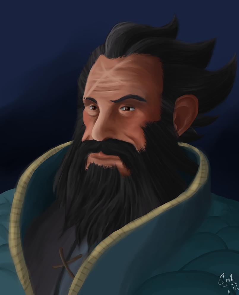 Admiral Kunkka by MrIcantdraw on deviantART