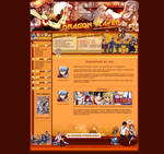 Webdesign Fairy Tail