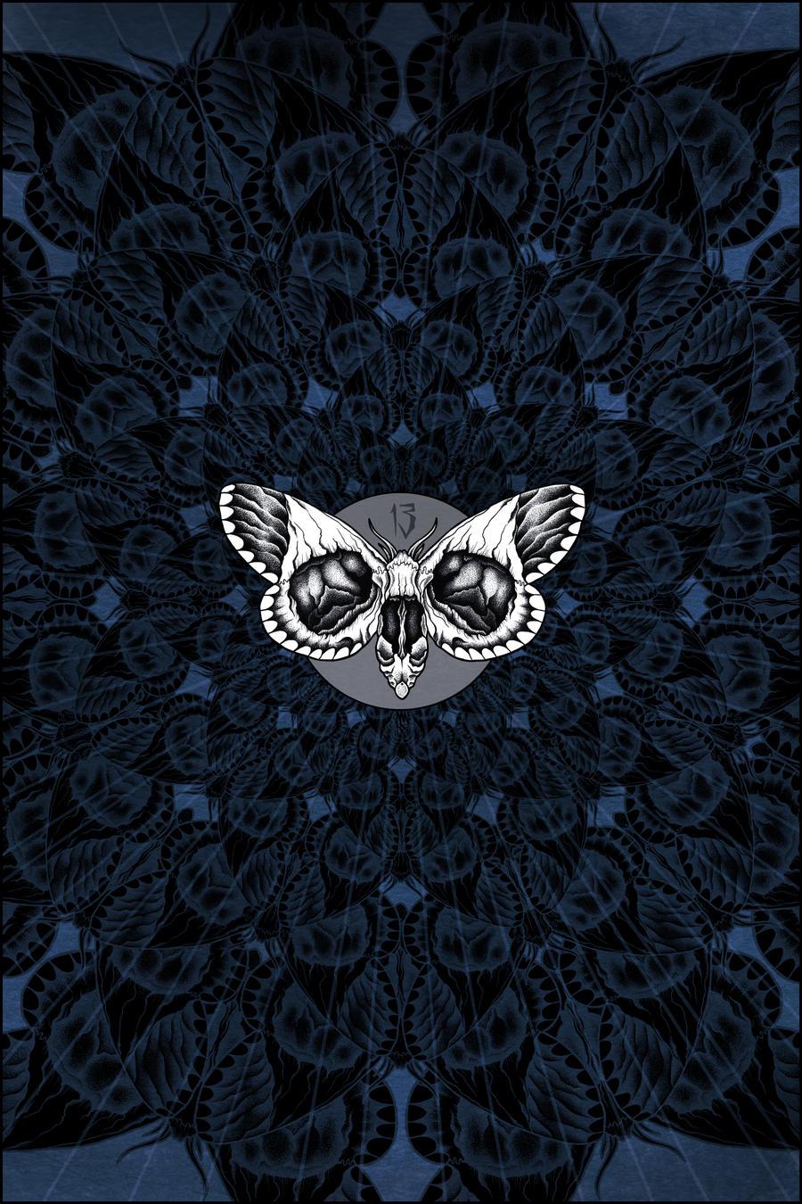 xXx Mothzilla xXx by monkeydeathcult