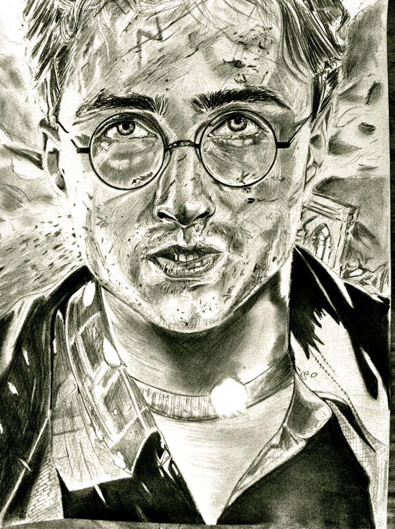 Harry Potter by Tijums