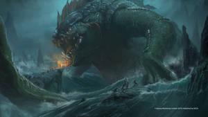 DLC of Total war: Curse of the vampire coast by ALMEIDAHelder