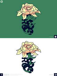 Rose Logo by AerapixDesign
