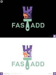 Fasad Logo (Fast add) by AerapixDesign
