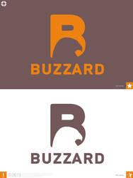 Buzzard Logo by AerapixDesign